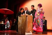 オリジナル舞殿式 (4月30日)